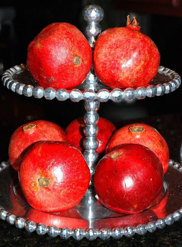 Pretty Pomegranates