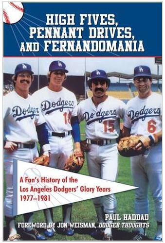 Dodger book