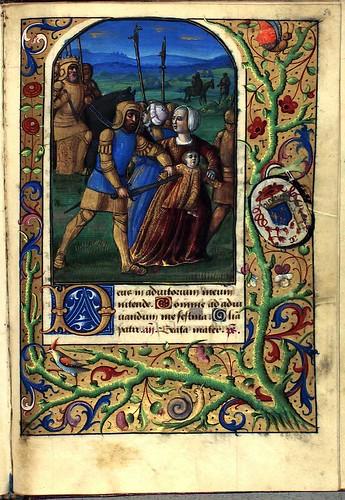 024-Book of Hours -GKS 1610 4º-Det Kongelige Bibliotek