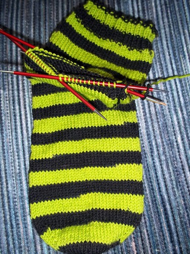 Shazam sock
