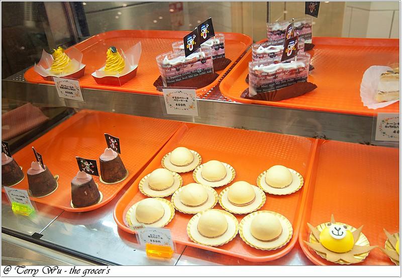 ONE PIECE 餐廳夏波帝屋 シャボンディハウス (5)
