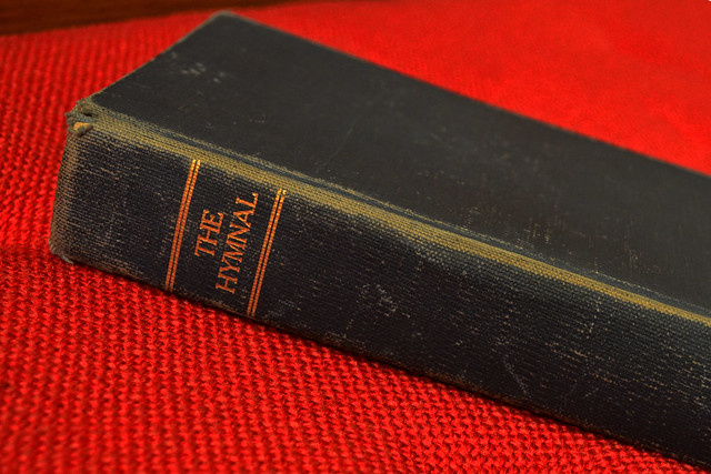 Hymnal from Flickr via Wylio