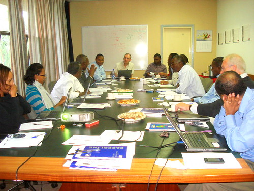 IPMS steering committee meeting