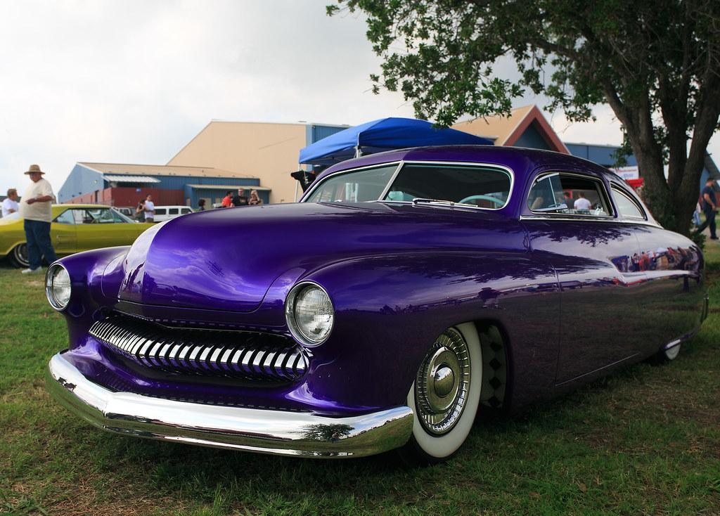 Lonestar Roundup Car Show Austin