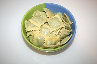 01 - Zutat Ravioli / Ingredient ravioli