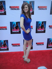 Femme Fatales Red Carpet - Catherine Annette