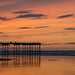 A Saltburn Sunset.