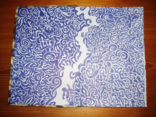 ArtJournaling Biro Doodles 1