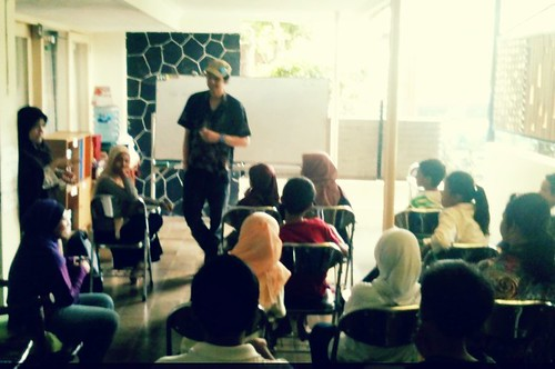 pelatihan menulis NBC Jakarta