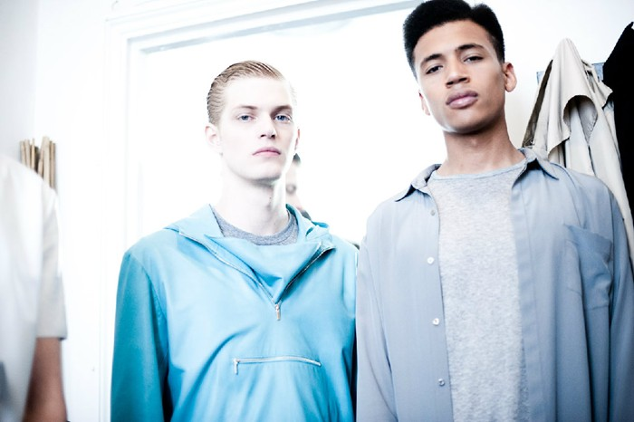 SS13 London Richard Nicoll027_Carlos Peters,Henry Pedro-Wright(Dazed Digital)