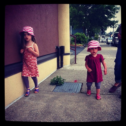 post-ice cream walk
