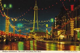 Vintage John Hinde postcards | Flickr - Photo Sharing!