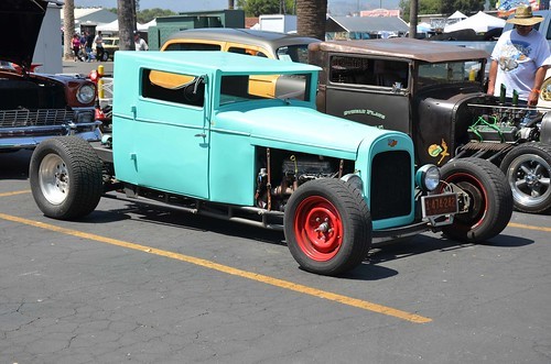 LA Roadster Show by KID DEUCE