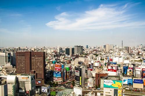 新宿エルタワー28階