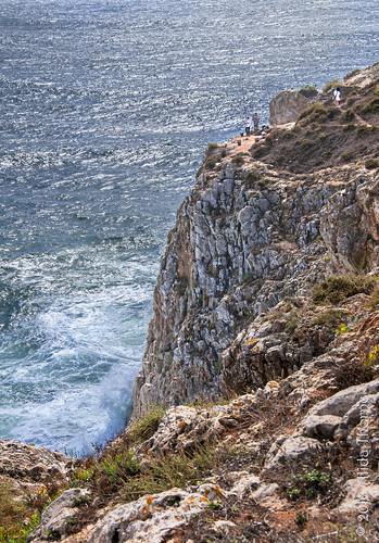 sagres, portugal cliffs by Alida's Photos