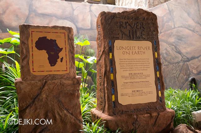 River Safari - River Nile