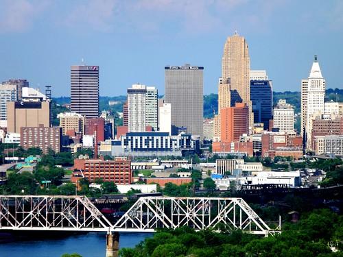 Cincinnati from life of Charles Dickens