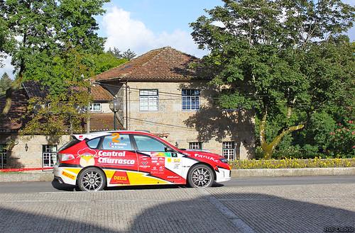 Ivo Nogueira / Nuno Rodrigues da Silva - Subaru STI Impreza - Rali Cidade de Guimarães 2013