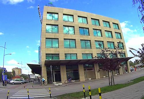 Novi Sad, hotel iza master centra by slucajni prolaznik