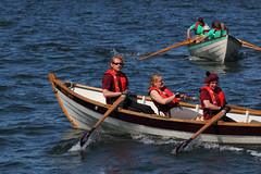 Port Seton - Cockenzie Regatta - Boatie Rows Crew