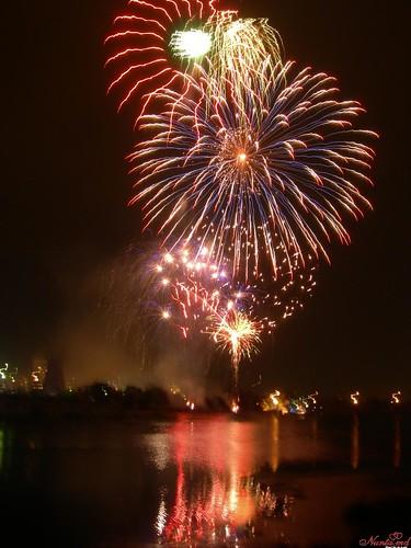 """""""BROCART"""" SRL - Focuri de artificii şi efecte speciale > Высотные фейерверки"""