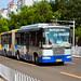 [Buses in Beijing]京华 Jinghua BK6141CNGA 北京公交集团 BPT #47279 Front-right at Beijing University of Forestry