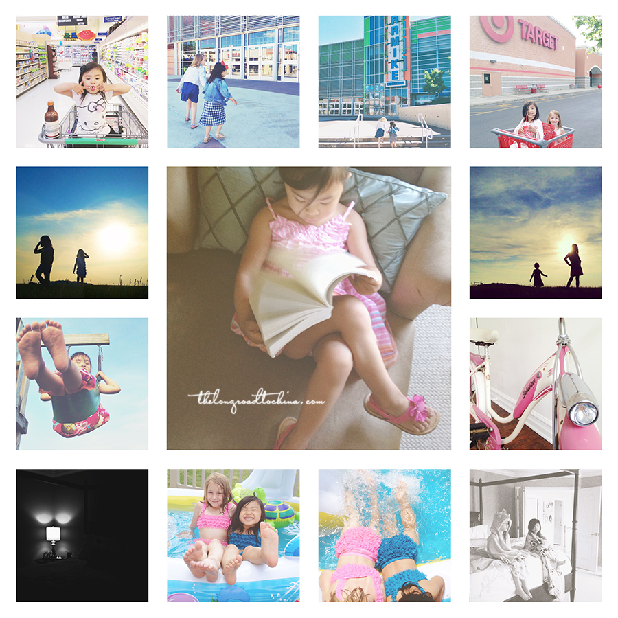Iphone Instagram June 1st Collage BLOG