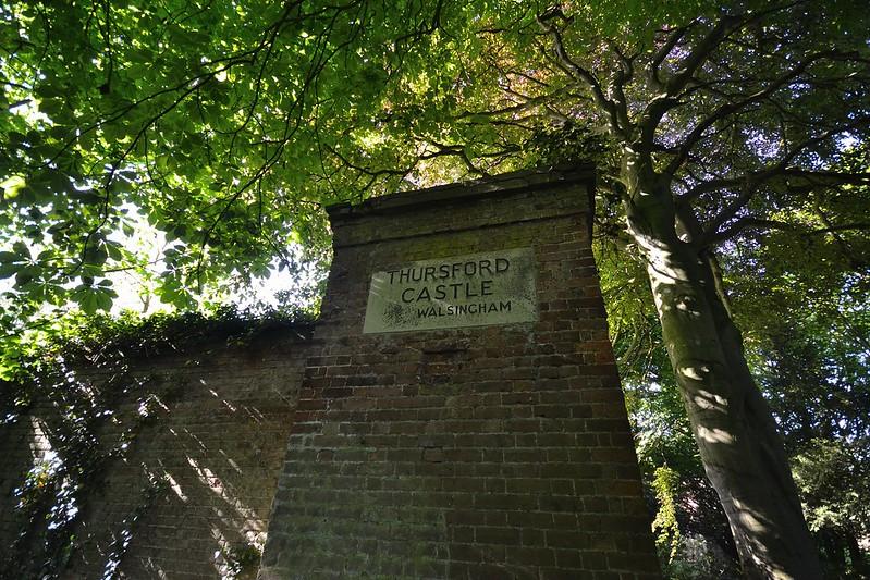 Thursford Castle, Norfolk, Explore