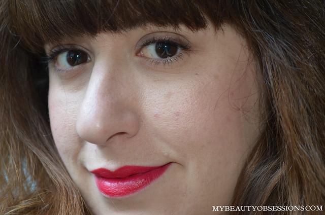 Maquillaje sencillo y rápido para diario