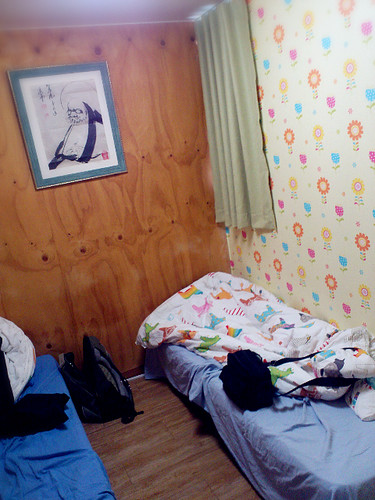 青年旅館房間