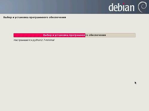 Проблемы с установкой Debian 7
