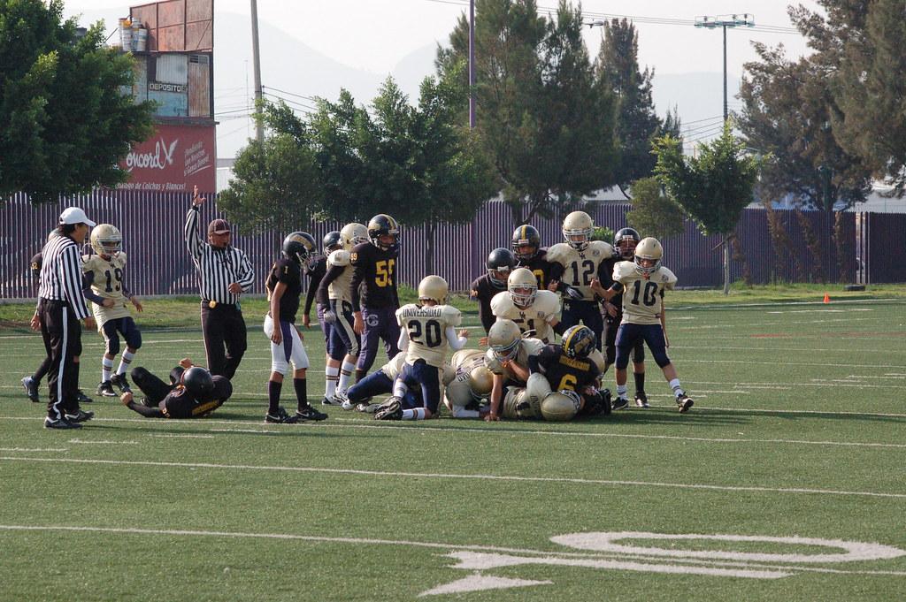 Pumas Oro - Guerreros Iztapalapa (26-0)