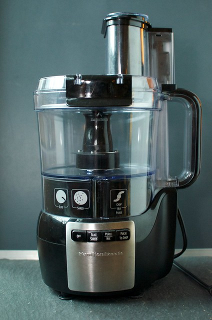 Hamilton Beach Stack & Snap Food Processor