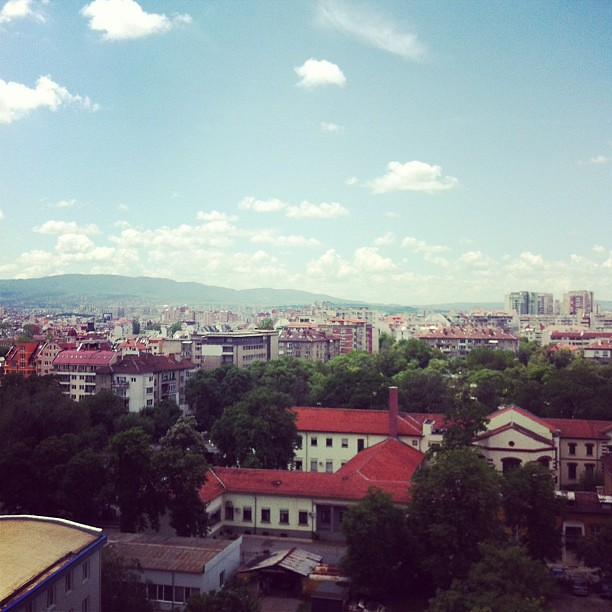 City of Sofia, Bulgaria
