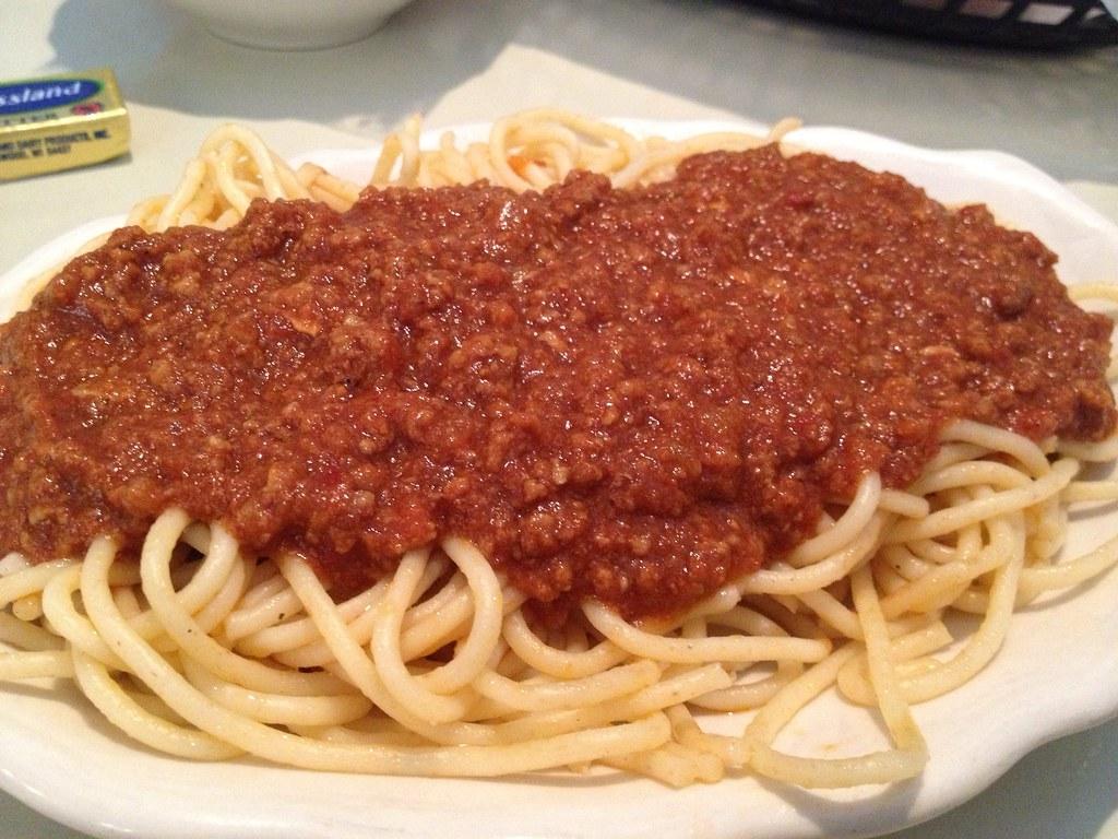 Jim's Spaghetti