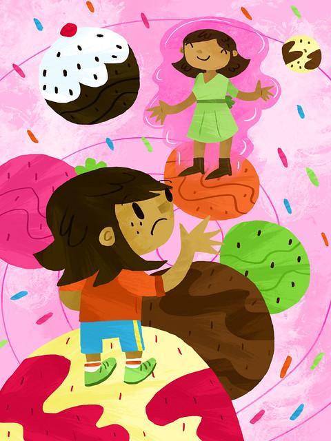 he Ice Cream Shuffle pg 11