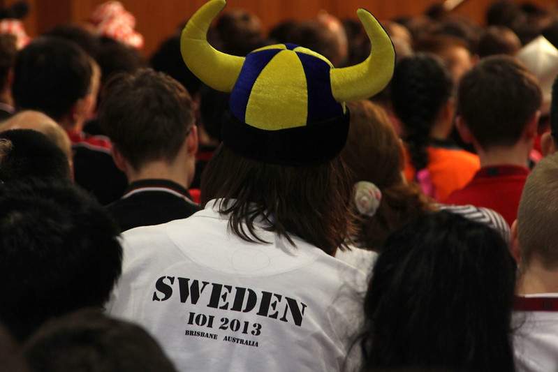 Team Member from Sweden