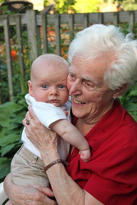 Rowan rencontre Grandmaman