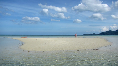 Koh Samui Chaweng Beach North サムイ島 チャウエンビーチ北端 (1)