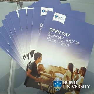bond uni openday