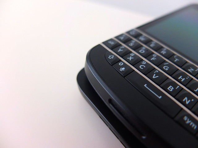 BlackBerry Q10 & Q5