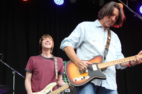 Drive-By Truckers' Matt Patton, Mike Cooley
