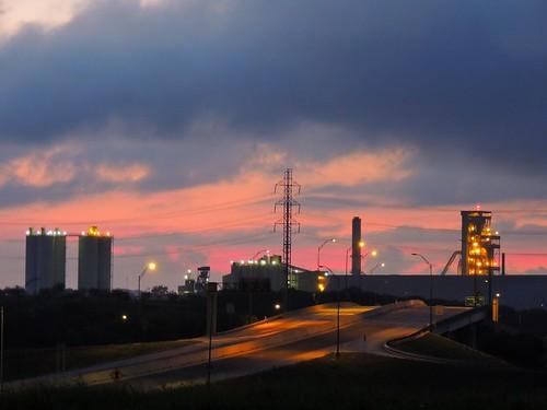 sanantonio sunrise airport saladocreekgreenway