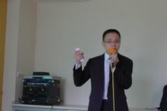 台灣趨勢研究總經理彭賢恩