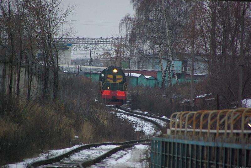 Solnechnaya - Novoperedelkino _20091107_089