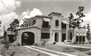 L.F. Weber residence at 1715 Granada Boulevard in Coral Gables, Florida