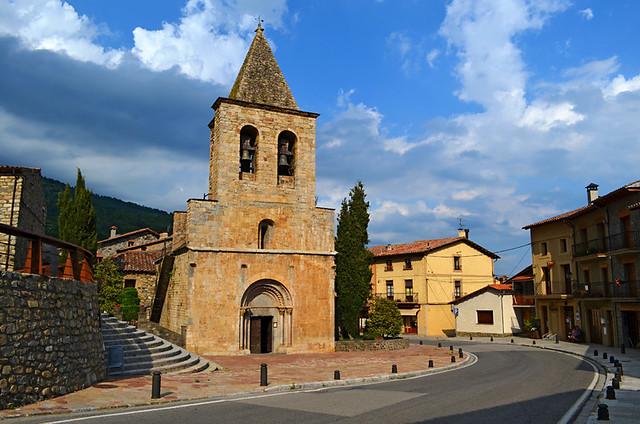 Llanars, Pyrenees, Catalonia