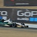 Ed Carpenter rolls through the backstretch esses during practice at Sonoma Raceway