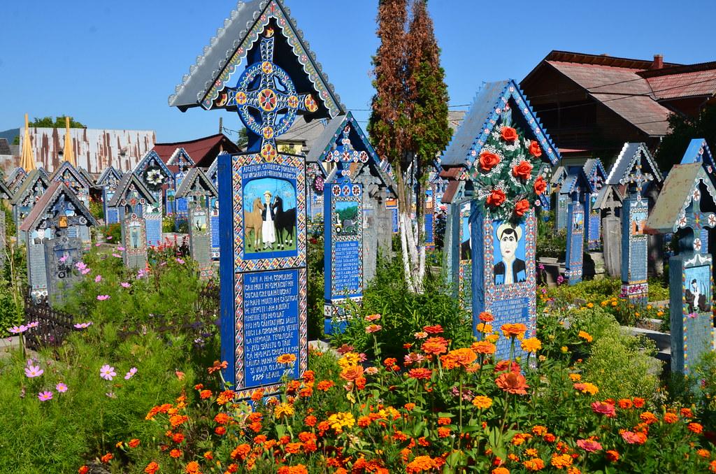 Merry Cemetery-Rumanía