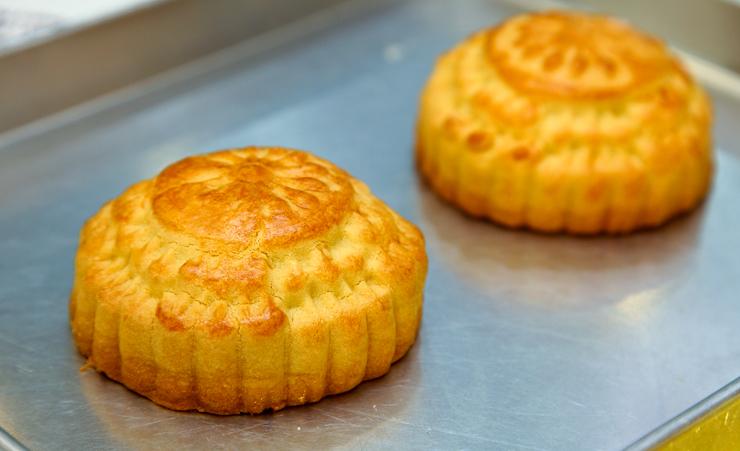 Guan Heong Shanghai-Mooncake